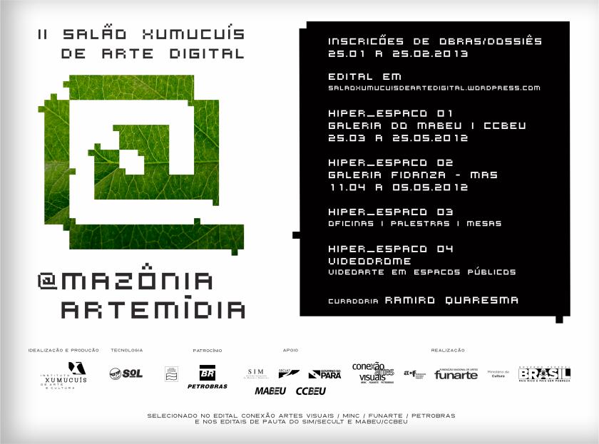 Edital WEB @mazonia Artemidia Final