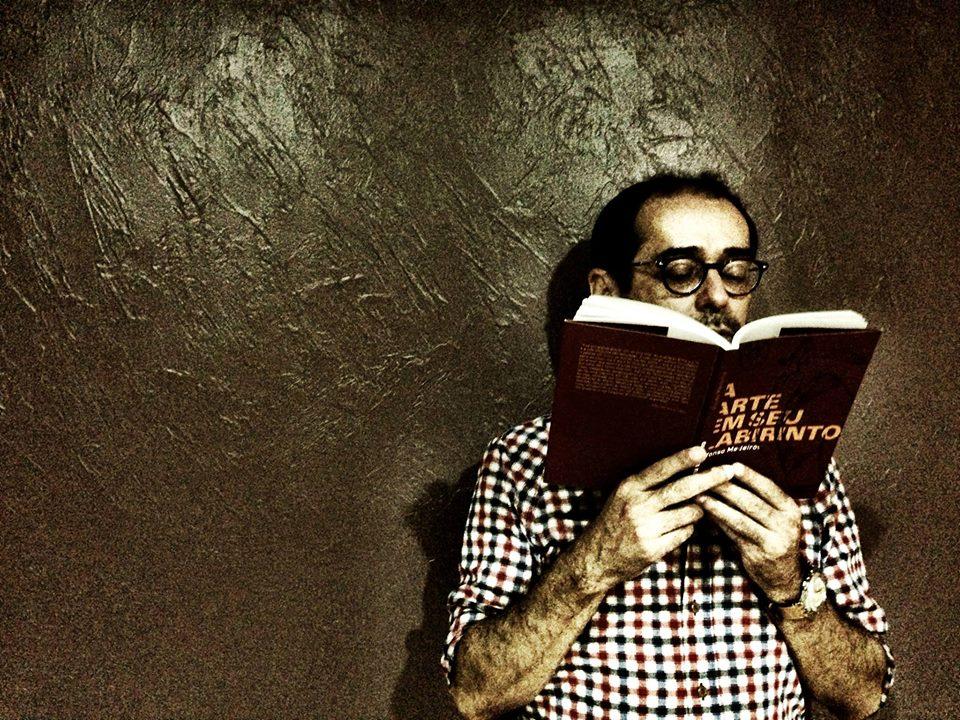 """Livro """"A ARTE EM SEU LABIRINTO"""" de AfonsoMedeiros"""